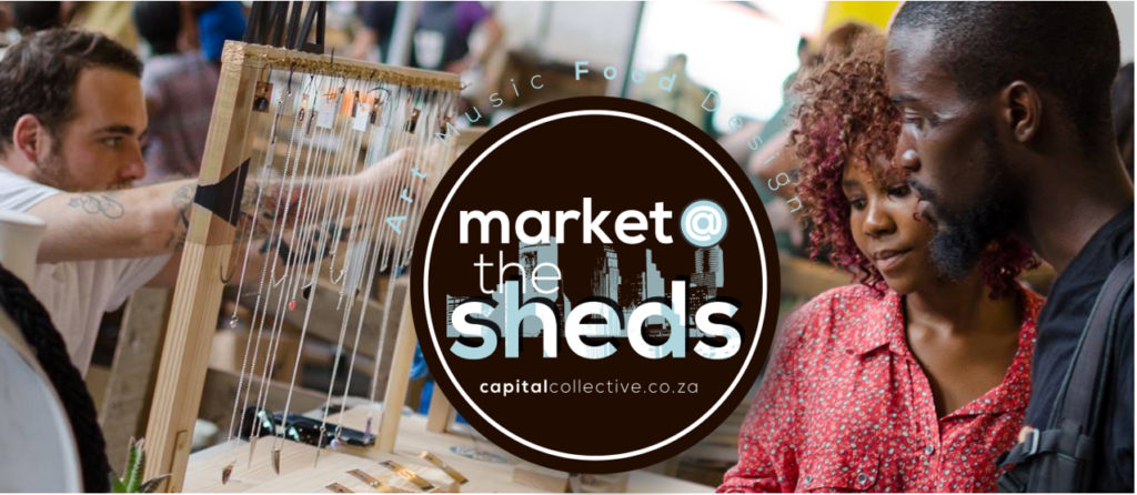 Market at the Sheds at 012central